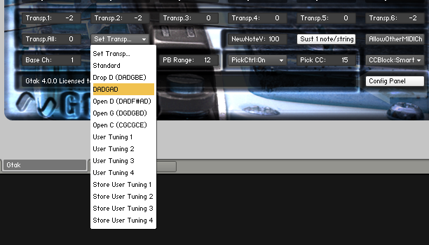 FTP Alt Tuning Methods